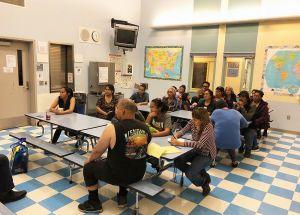Community members in Teller eager to meet with  AHFC.